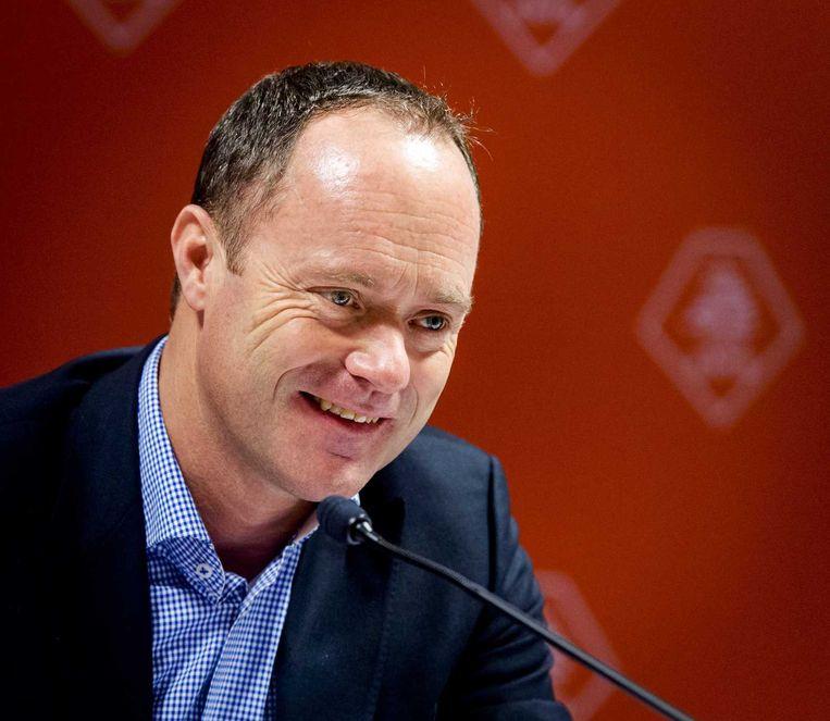 Bert van Oostveen Beeld anp