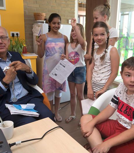 Kinderen komen met plannen voor een beter Westervoort