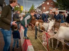 Handjeklap op 1,5 meter onmogelijk; Paardenmarkt Elst voor het eerst afgeblazen