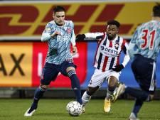 Samenvatting: Bekijk hier hoe Willem II het kalenderjaar afsluit met een 'stuntpunt' tegen Ajax