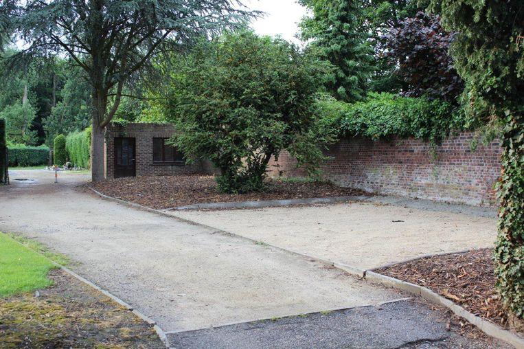 Parking kerkhof
