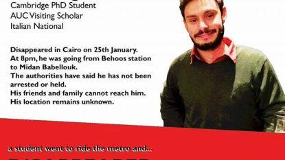 """""""Italiaanse student in Egypte vermoord om zijn doctoraatsonderzoek"""""""