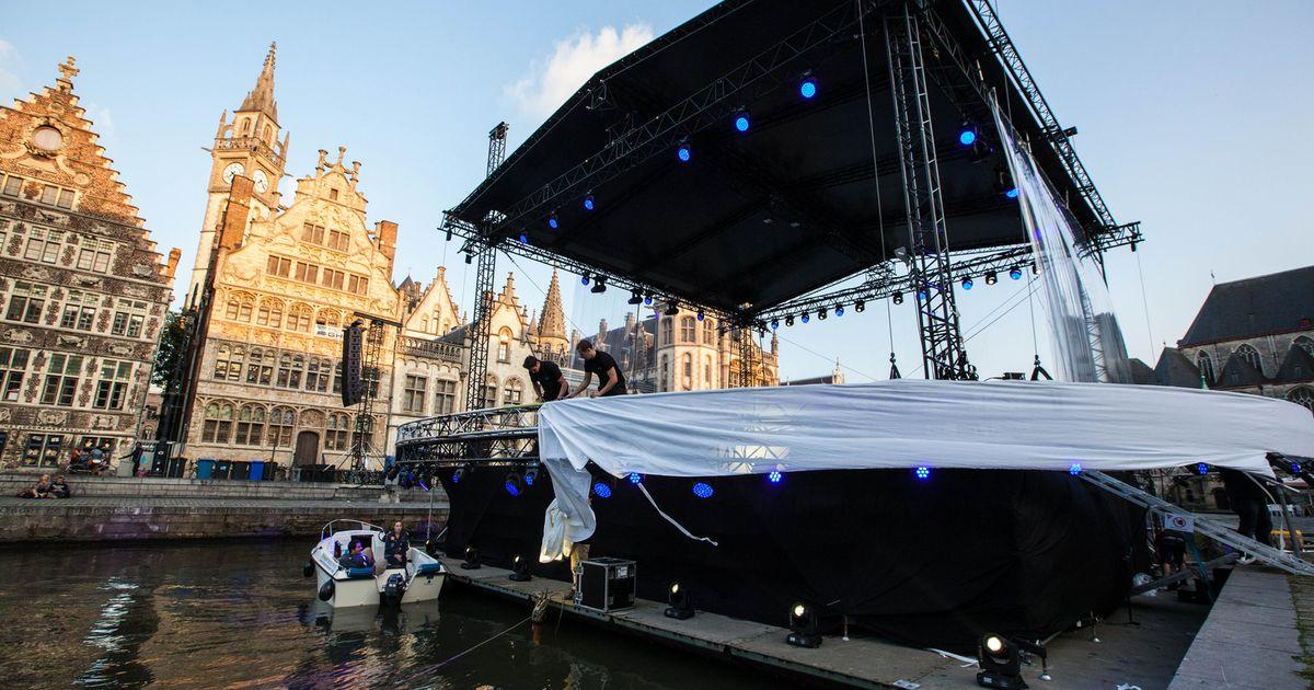 Het is weer druk in Gent | Gent | In de buurt | HLN