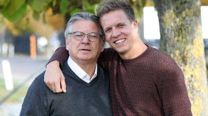 """James Cooke bemiddelde tussen z'n vader en z'n halfbroer: """"Ik ben zo blij dat papa al zijn kinderen terug heeft"""""""
