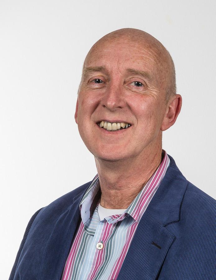CDA-raadslid Rob Duijm.