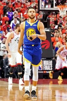 Golden State reste en vie mais perd Durant