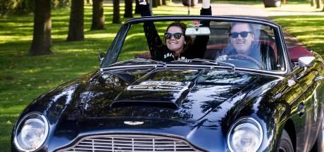 Vierde editie benefietrally 'Miles of Pleasure' start in Vught met record aantal deelnemers