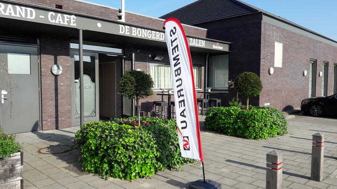 Stembureau in Heteren.