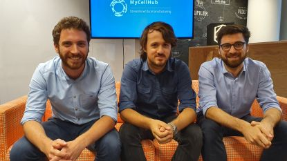 Leuvense start-up MyCellHub haalt 1,1 miljoen euro op