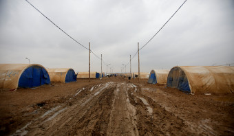 Het zou vrede moeten zijn in Irak, maar de vluchtelingenkampen stromen weer vol