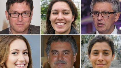 Al deze mensen bestaan niet: website maakt eindeloos veel valse gezichten en het resultaat is verbluffend
