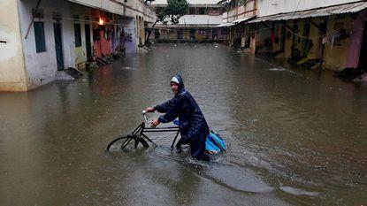 Opnieuw overstromingen in Mumbai