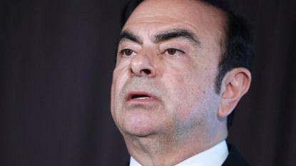 Nissan klaagt oud-topman Ghosn aan