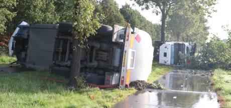 Klein incident, grote gevolgen: rekening herstel Schokkerringweg in Nagele loopt hoog op