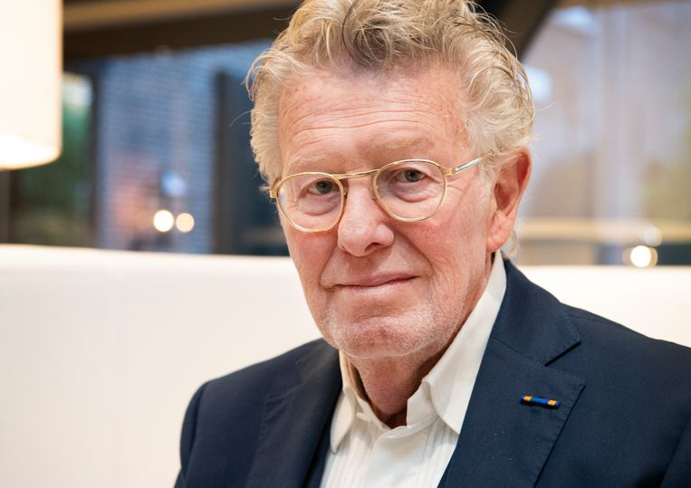 Jan des Bouvrie. Beeld Piroschka van de Wouw/ANP