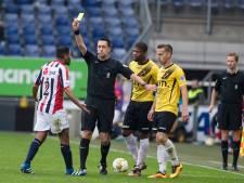 FC Groningen - NAC onder leiding van Higler