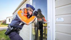 Extra controles aan kust tijdens paasvakantie, politie roept bewoners op om tweedeverblijvers te melden