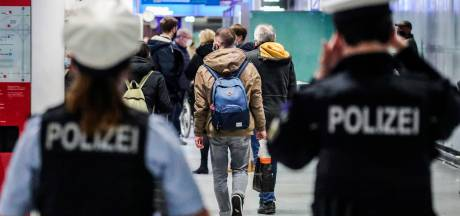 Bomalarm op luchthaven Frankfurt