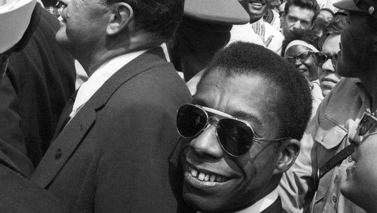 James Baldwin. Beeld null