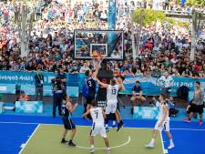 WK '3x3 basketbal' strijkt in de zomer van 2022 neer in Antwerpen