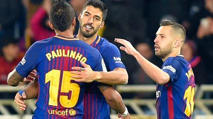 De vloek van San Sebastian doorbroken: Barça wint bij Real Sociedad, Messi snoept Gerd Müller record af