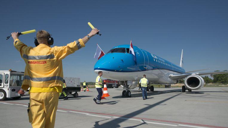 KLM voegt komende zomer in één keer vijf nieuwe Europese bestemmingen aan haar netwerk toe, na dit jaar al met drie nieuwe Europese steden te hebben uitgebreid. Ook komt er een nieuwe intercontinentale bestemming bij. Beeld foto: klm