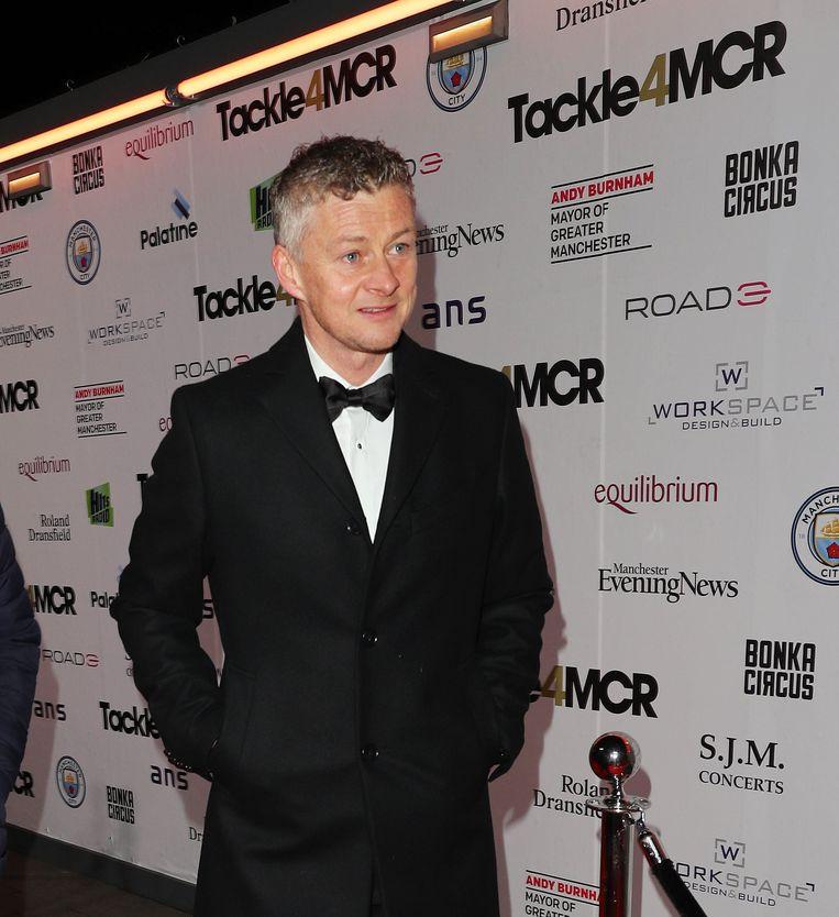 Ole Gunnar Solskjaer vertegenwoordigde Manchester United.