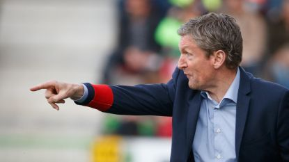 Saint-Étienne wil Francky Dury