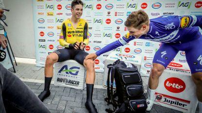 """Sportpsychologen over branie, charisma en zelfvertrouwen bij Evenepoel en Van Aert: """"De mensen zijn dol op zulke types"""""""