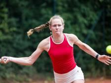 Stephanie Visscher voor tweede week op rij in dubbelspelfinale Antalya