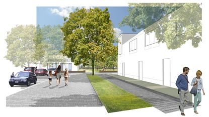 Ambitieus en duurzaam masterplan voor Gemeenteplein