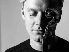 Amersfoortse violist Kilian van Rooij werkt aan debuutalbum: 'Tijd dat ik een CD ga opnemen'