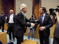 Rutte: op deze manier geen samenwerking met PVV