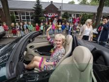Eerst leerling, toen kleuterjuf: Marian (63) bracht een leven lang door op deze school in Lonneker