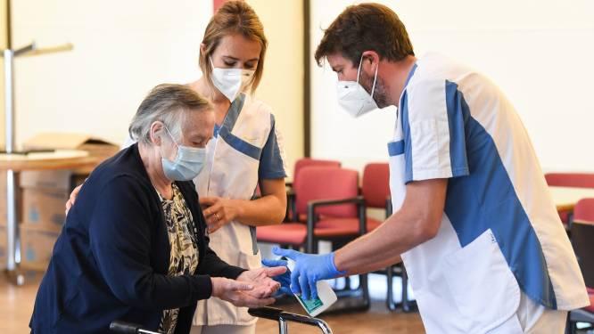 Overlijdens en besmettingen in Vlaamse woonzorgcentra sterk gestegen