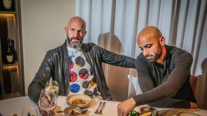 """Ex-ploegmaats Sinan Bolat en Jelle Van Damme treffen elkaar in bekerclash: """"We kunnen allebei klootzakjes zijn"""""""