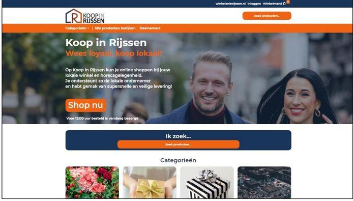 Met KoopInRijssen.nl kun je via één webshop in verschillende lokale winkels shoppen.