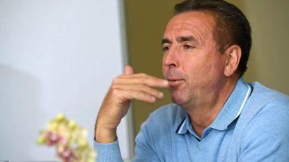 """Knokke-coach Staelens: """"Competitie primeert, maar we gaan voluit"""""""
