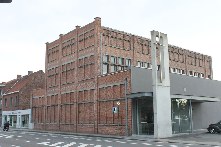 De Cultuurfabriek in Ingelmunster.