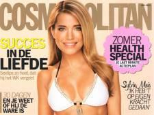 Sylvie Meis in 'killer body' op cover Cosmopolitan