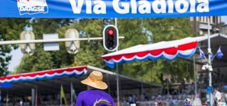 Hoe er ooit drie etappes van de Nijmeegse Vierdaagse in Tilburg werden gelopen