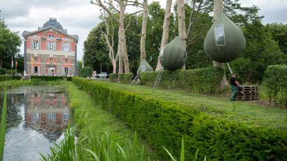 Domein De Notelaer is klaar voor de zomer, met een vernieuwde toegangsweg, twee expo's en boompitkamperen