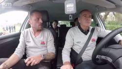 Exclusieve blik in volgwagen: De Weert & co stuwen Campenaerts naar zege