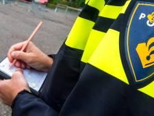 Man voor zevende keer aangehouden voor rijden zonder rijbewijs in gestolen auto in Vlijmen