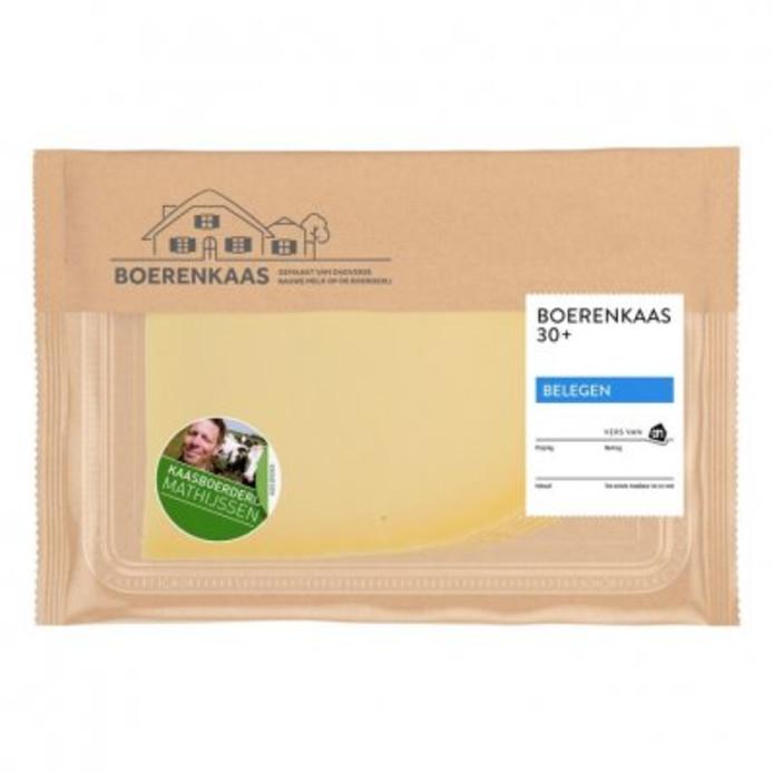 De betreffende kaas.
