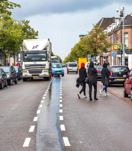 Herinrichting chaotische Straatweg wordt uitgesteld