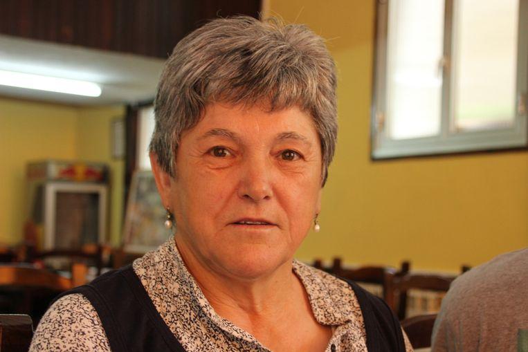 Hortensia Villaverde, inwoner Beariz. Beeld Twan van Lieshout