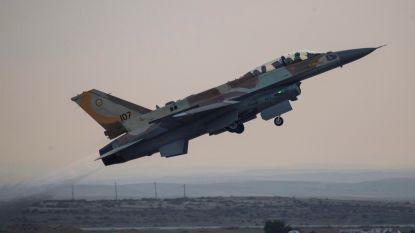 """Israël bombardeert Syrische legerpost"""