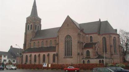 Te Deum in kerk van Olsene