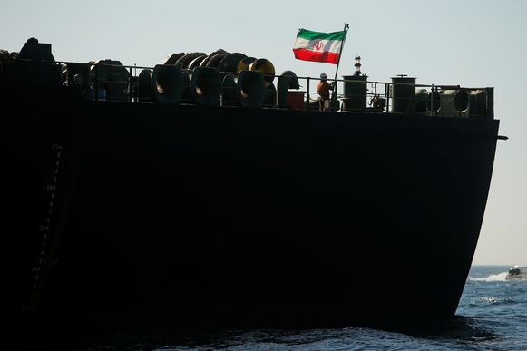 Het schip kreeg een nieuwe naam en vaart nu ook onder Iraanse vlag.